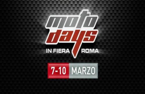 MOTODAYS 7-10 ROMA 2015